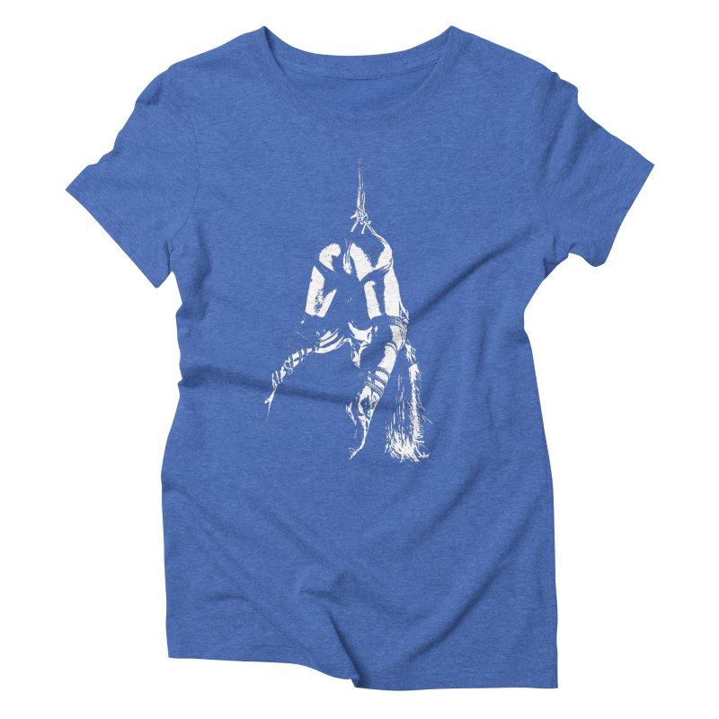 kinbaku crab suspension  Women's Triblend T-shirt by FredRx's Artist Shop