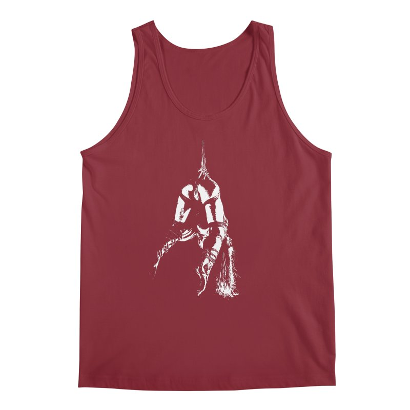 kinbaku crab suspension  Men's Regular Tank by FredRx's Artist Shop