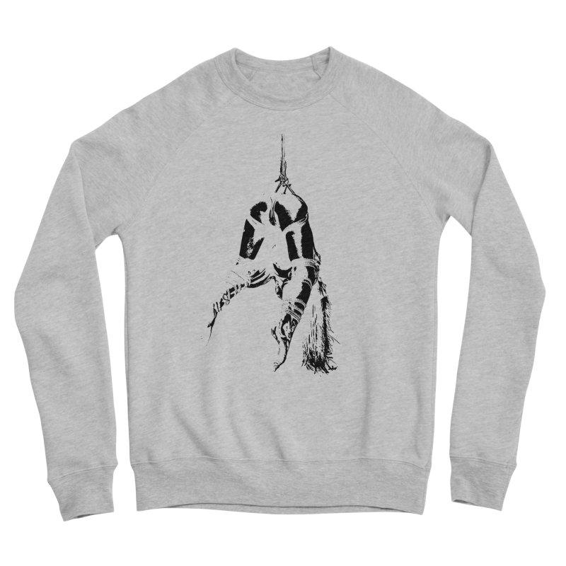 kinbaku crab suspension Men's Sweatshirt by FredRx's Artist Shop
