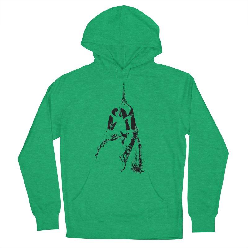 kinbaku crab suspension Men's Pullover Hoody by FredRx's Artist Shop