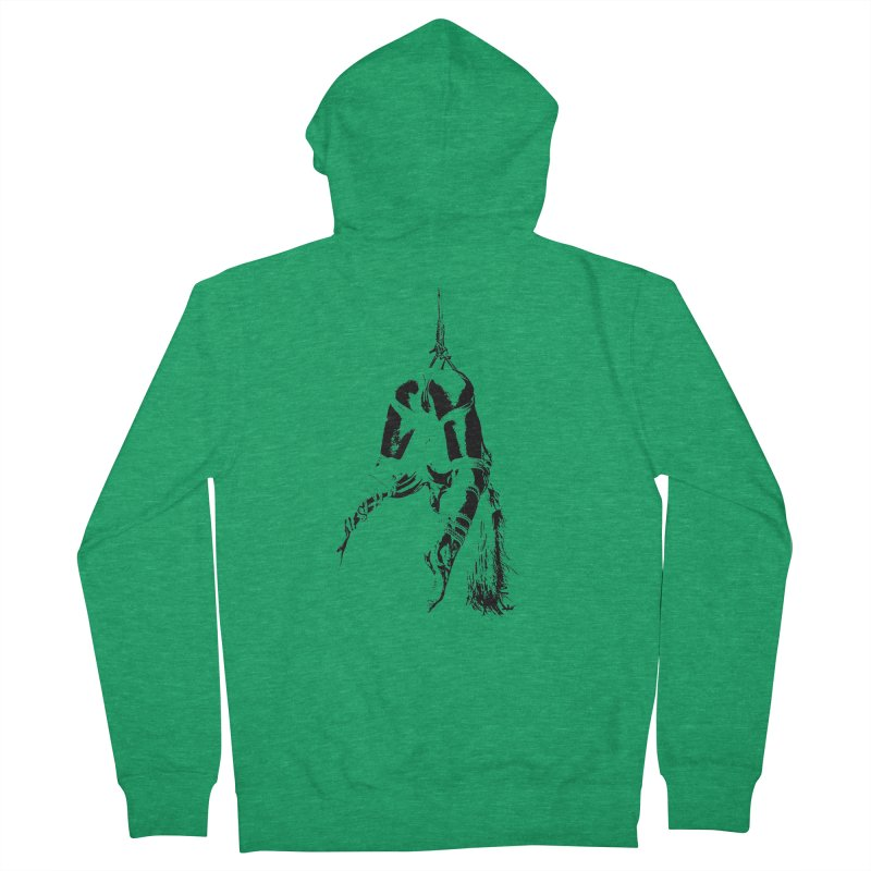 kinbaku crab suspension Men's Zip-Up Hoody by FredRx's Artist Shop