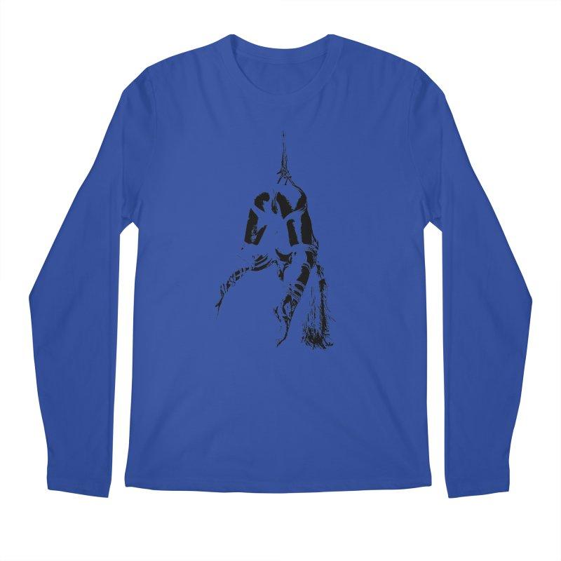 kinbaku crab suspension Men's Regular Longsleeve T-Shirt by FredRx's Artist Shop