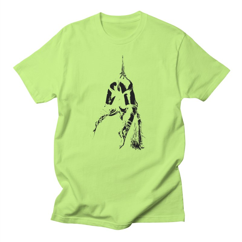 kinbaku crab suspension Men's T-Shirt by FredRx's Artist Shop