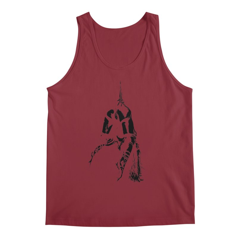 kinbaku crab suspension Men's Tank by FredRx's Artist Shop