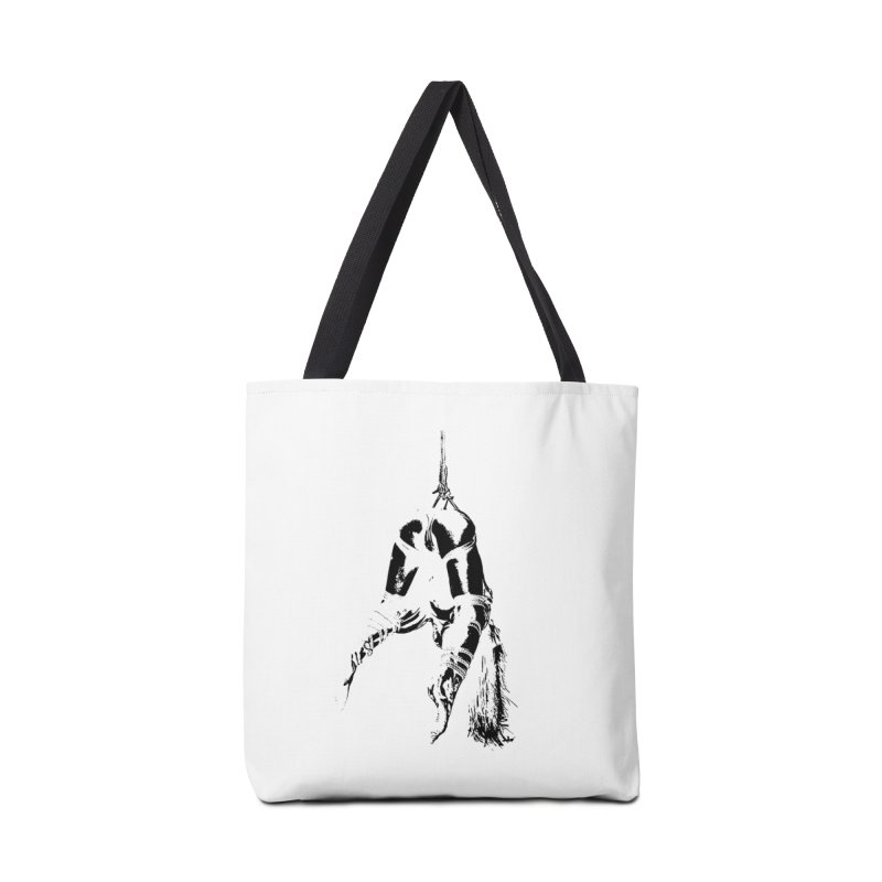 kinbaku crab suspension Accessories Tote Bag Bag by FredRx's Artist Shop