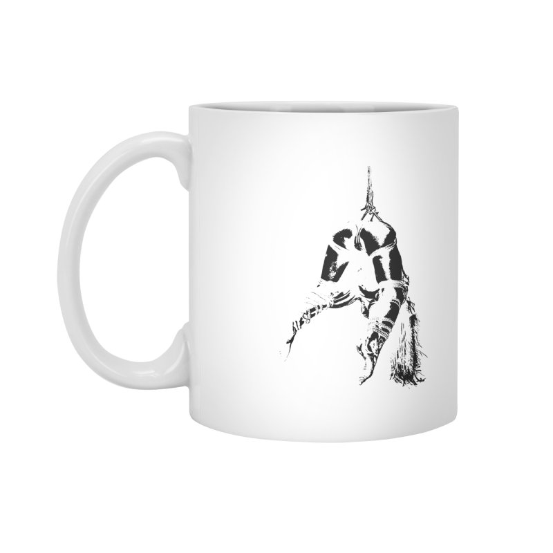 kinbaku crab suspension Accessories Mug by FredRx's Artist Shop