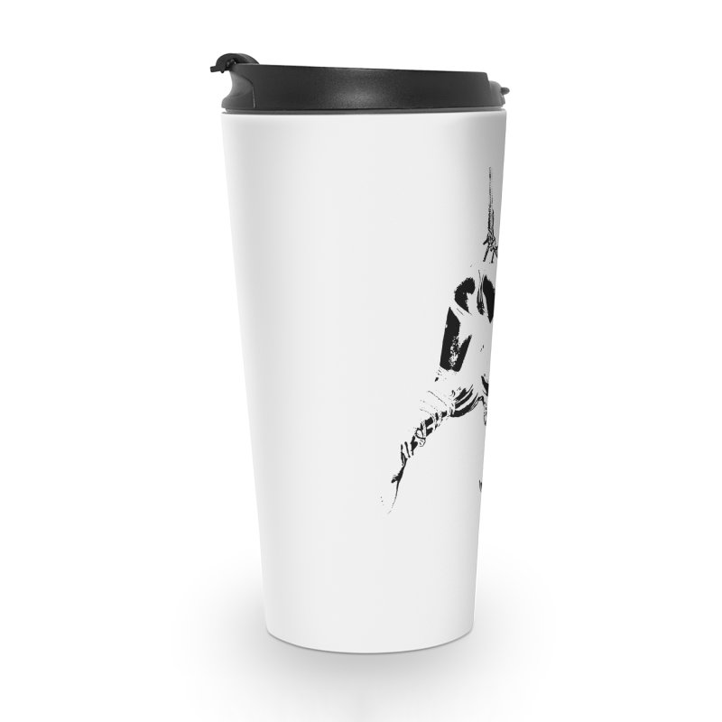 kinbaku crab suspension Accessories Travel Mug by FredRx's Artist Shop