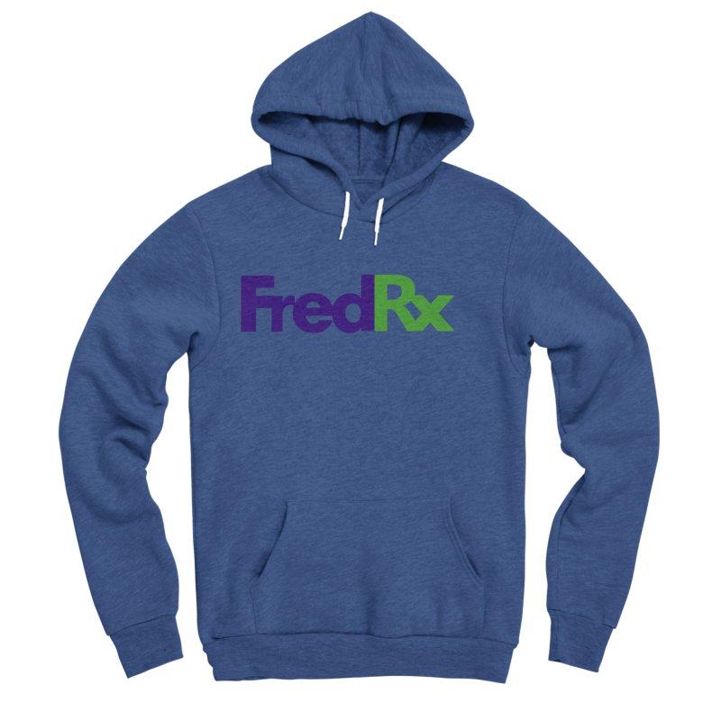 FredRx logo Men's Sponge Fleece Pullover Hoody by FredRx's Artist Shop