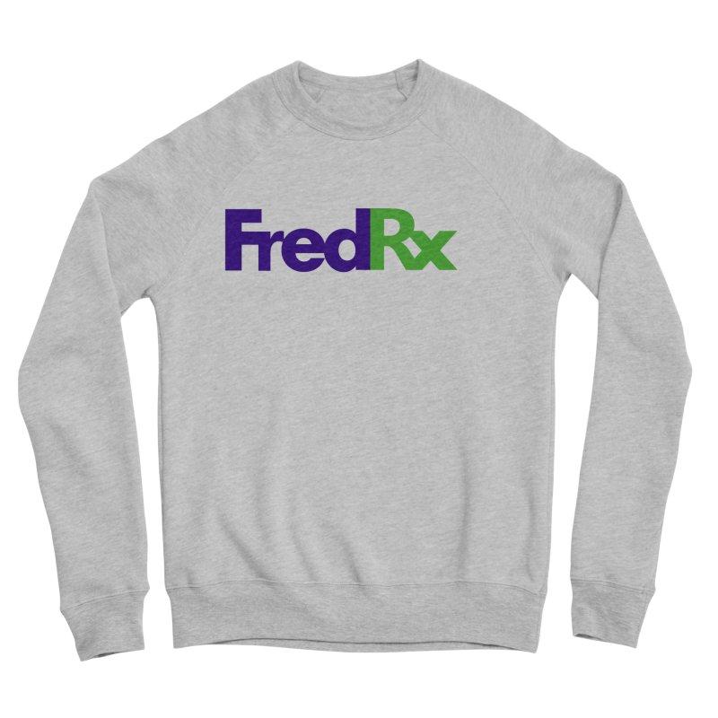 FredRx logo Men's Sponge Fleece Sweatshirt by FredRx's Artist Shop