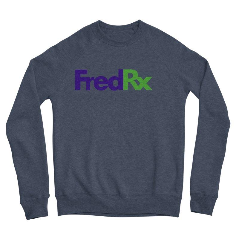 FredRx logo Women's Sponge Fleece Sweatshirt by FredRx's Artist Shop