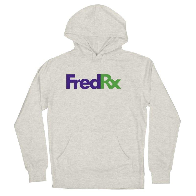 FredRx logo Women's Pullover Hoody by FredRx's Artist Shop