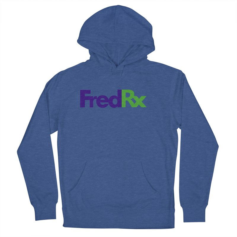 FredRx logo Men's Pullover Hoody by FredRx's Artist Shop