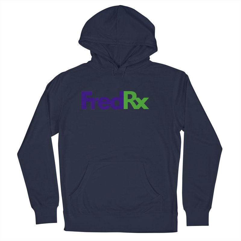 FredRx logo Men's Pullover Hoody by FredRx's Artist Shop