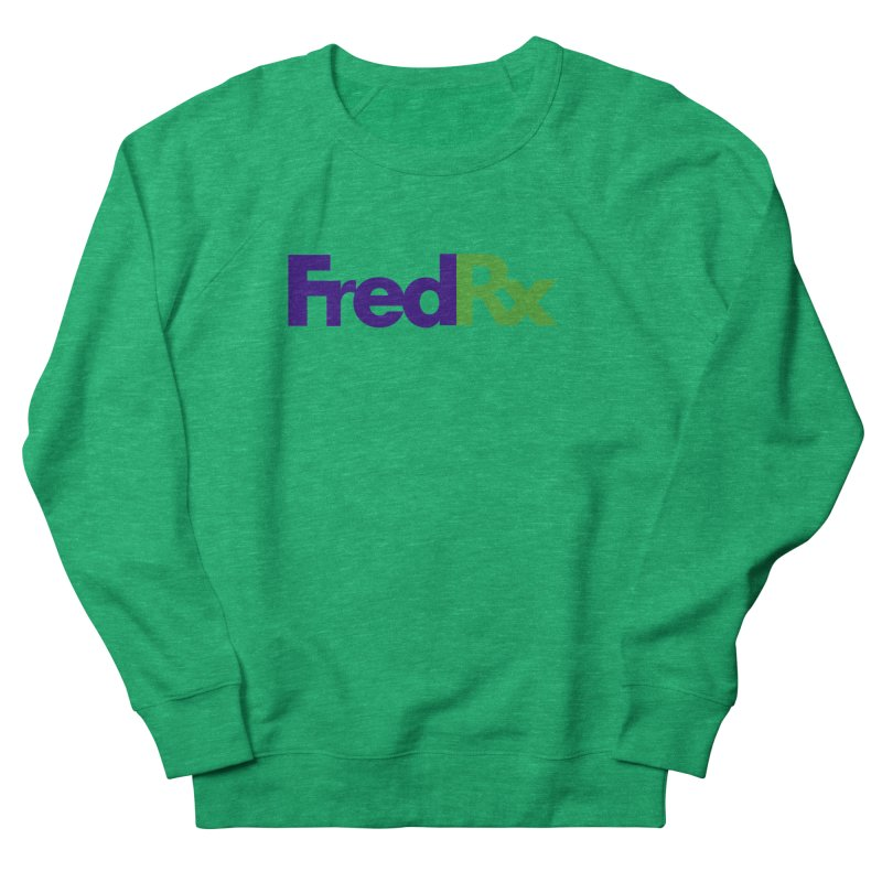 FredRx logo Women's Sweatshirt by FredRx's Artist Shop