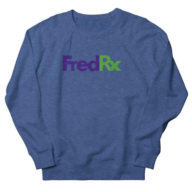 FredRx logo Women's French Terry Sweatshirt by FredRx's Artist Shop