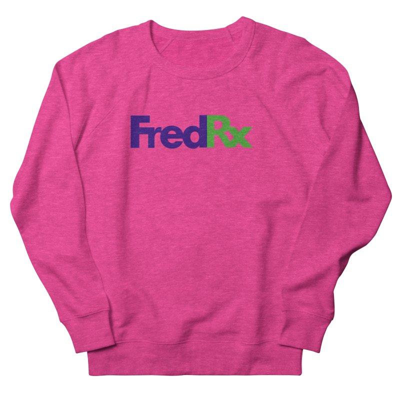FredRx logo Women's Sweatshirt by FredRx's Artist Shop