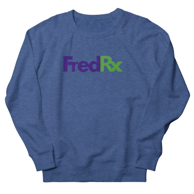 FredRx logo Men's Sweatshirt by FredRx's Artist Shop