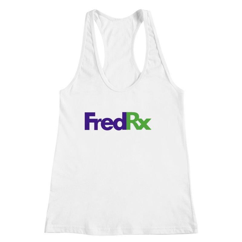 FredRx logo Women's Tank by FredRx's Artist Shop