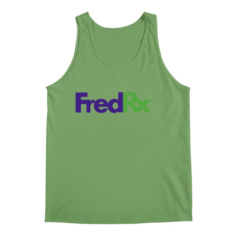 FredRx logo Men's Tank by FredRx's Artist Shop