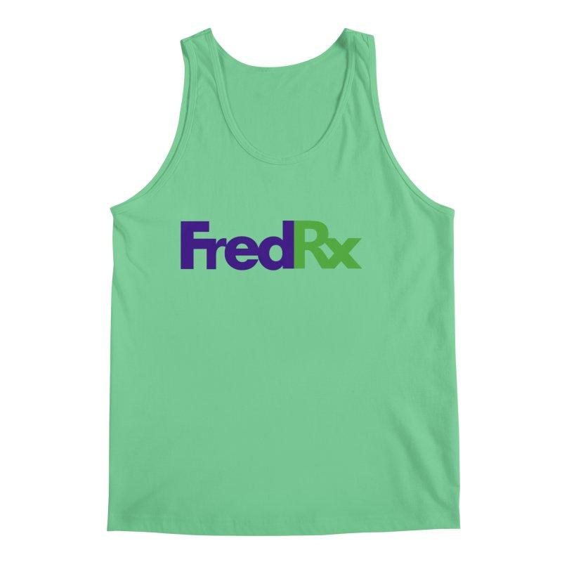 FredRx logo Men's Regular Tank by FredRx's Artist Shop