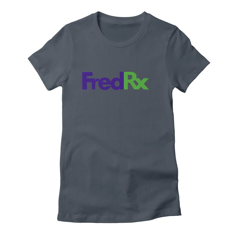 FredRx logo Women's T-Shirt by FredRx's Artist Shop