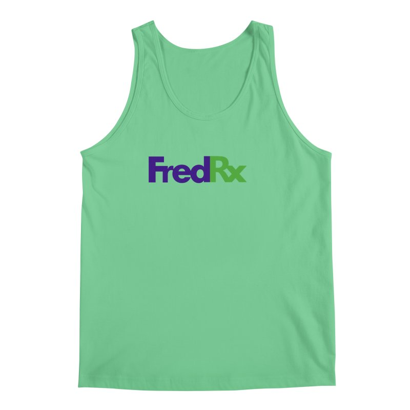 FredRx logo Men's Tank by FredRx's Artist Shop