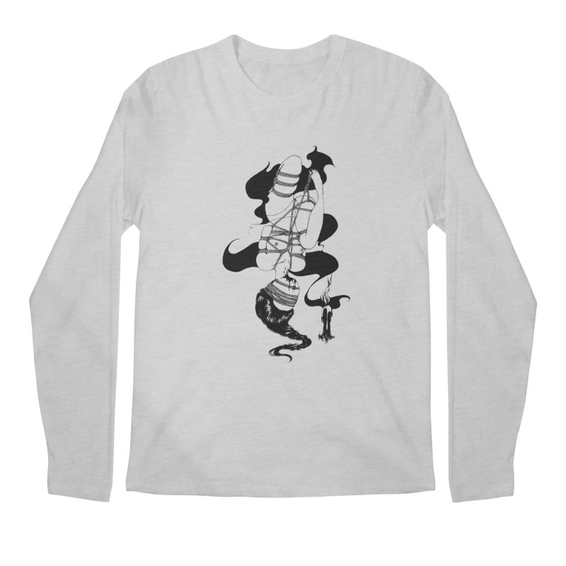 human Men's Longsleeve T-Shirt by FredRx's Artist Shop