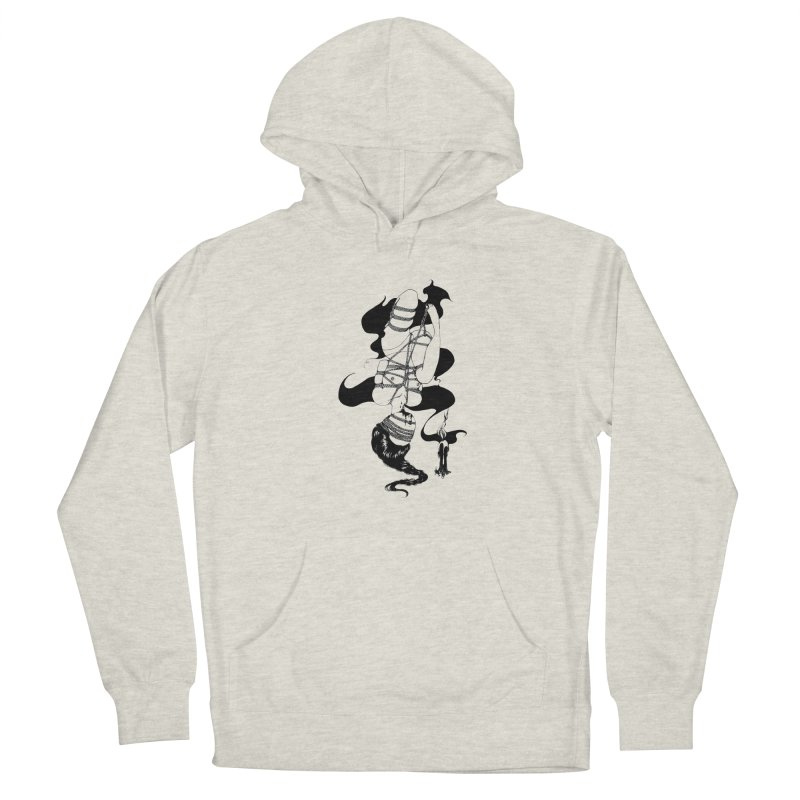 human Women's French Terry Pullover Hoody by FredRx's Artist Shop