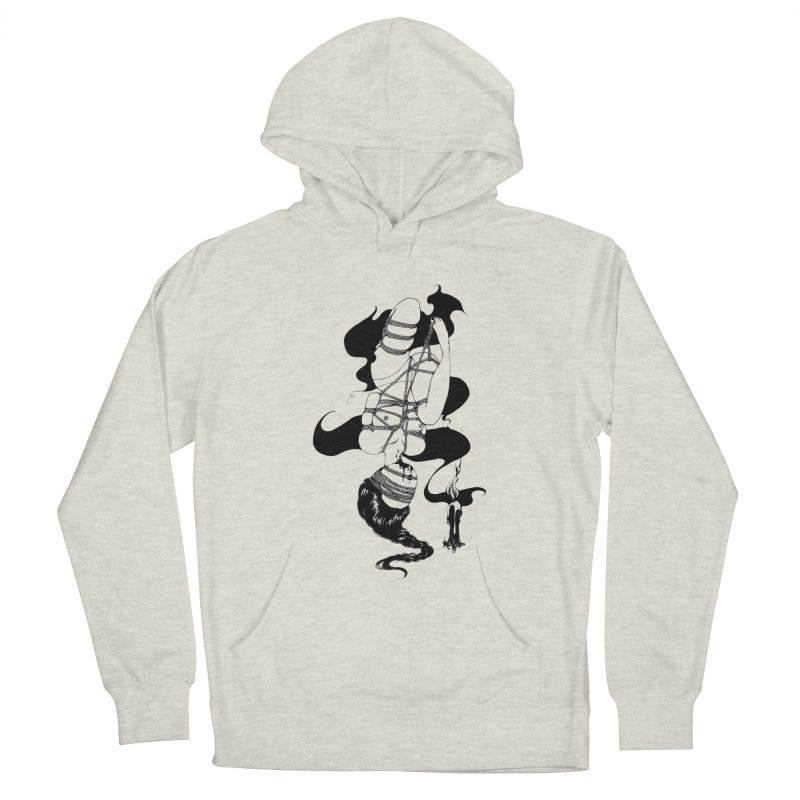 human Men's French Terry Pullover Hoody by FredRx's Artist Shop