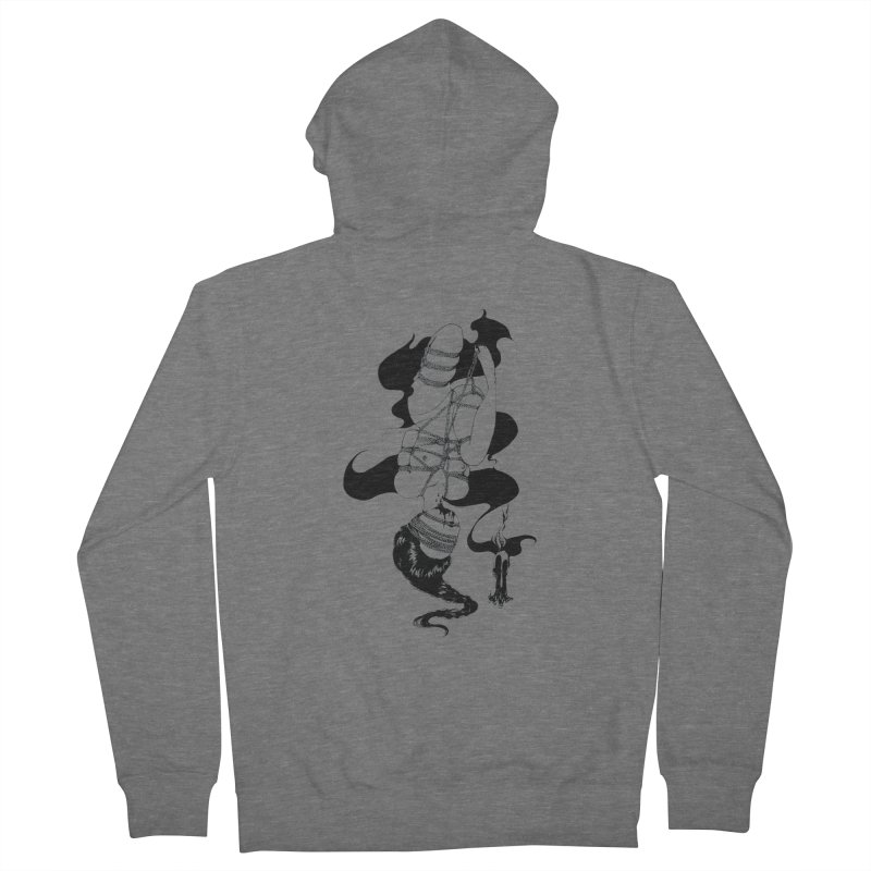 human Men's Zip-Up Hoody by FredRx's Artist Shop