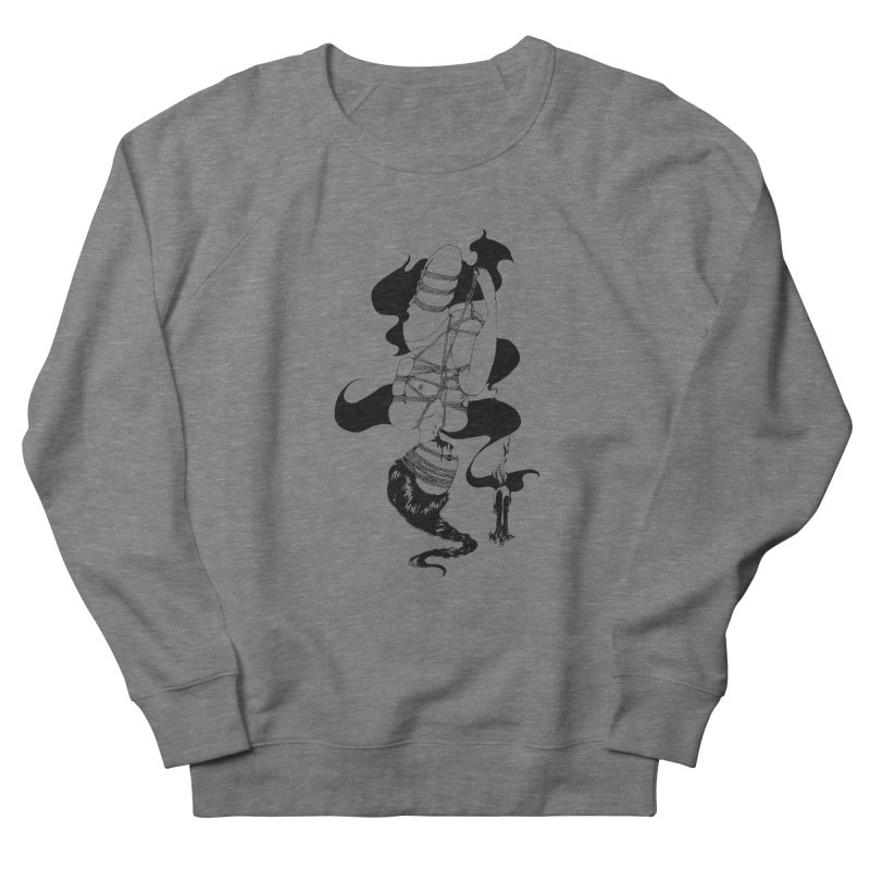 human Men's French Terry Sweatshirt by FredRx's Artist Shop