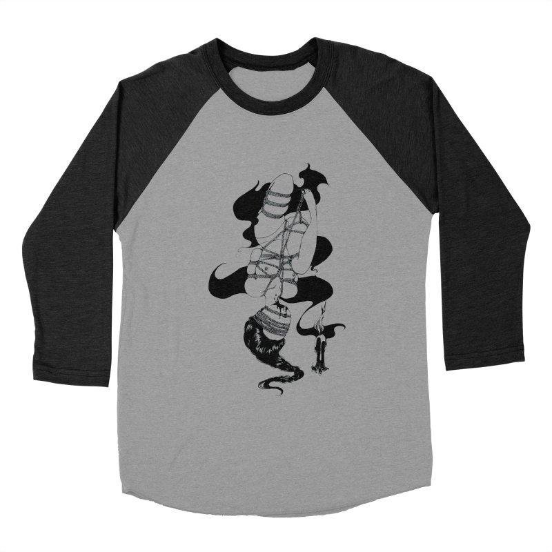 human Men's Baseball Triblend Longsleeve T-Shirt by FredRx's Artist Shop