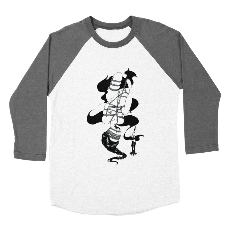 human Men's Baseball Triblend T-Shirt by FredRx's Artist Shop
