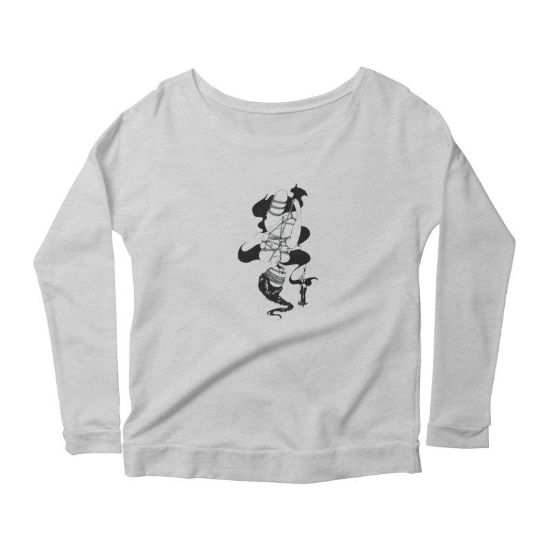 human Women's Longsleeve T-Shirt by FredRx's Artist Shop