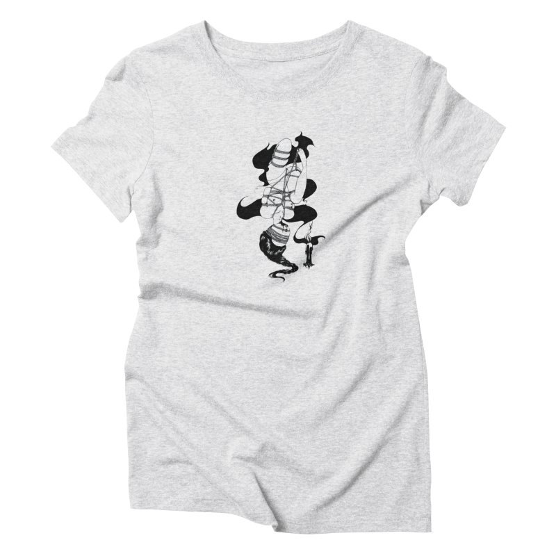 human Women's T-Shirt by FredRx's Artist Shop