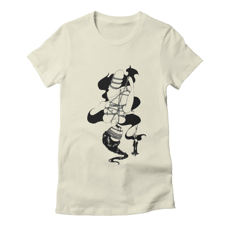 human Women's T-Shirt by FredRx's Artist Shop