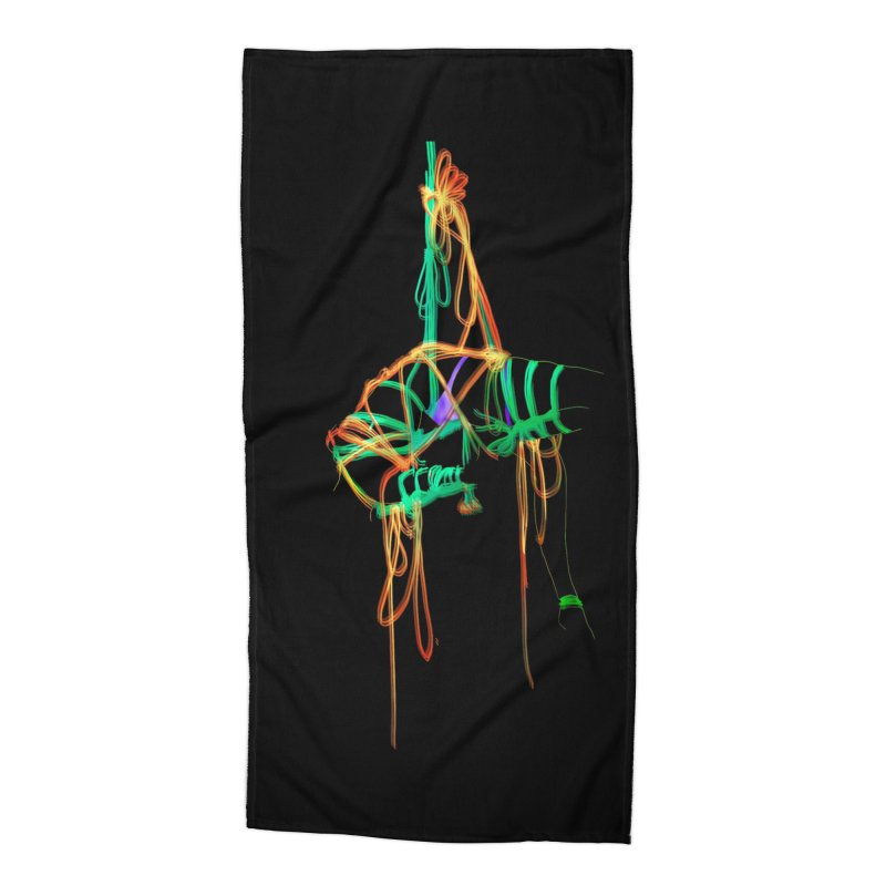 InTension Accessories Beach Towel by FredRx's Artist Shop