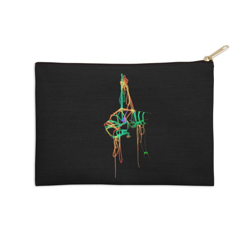 InTension Accessories Zip Pouch by FredRx's Artist Shop