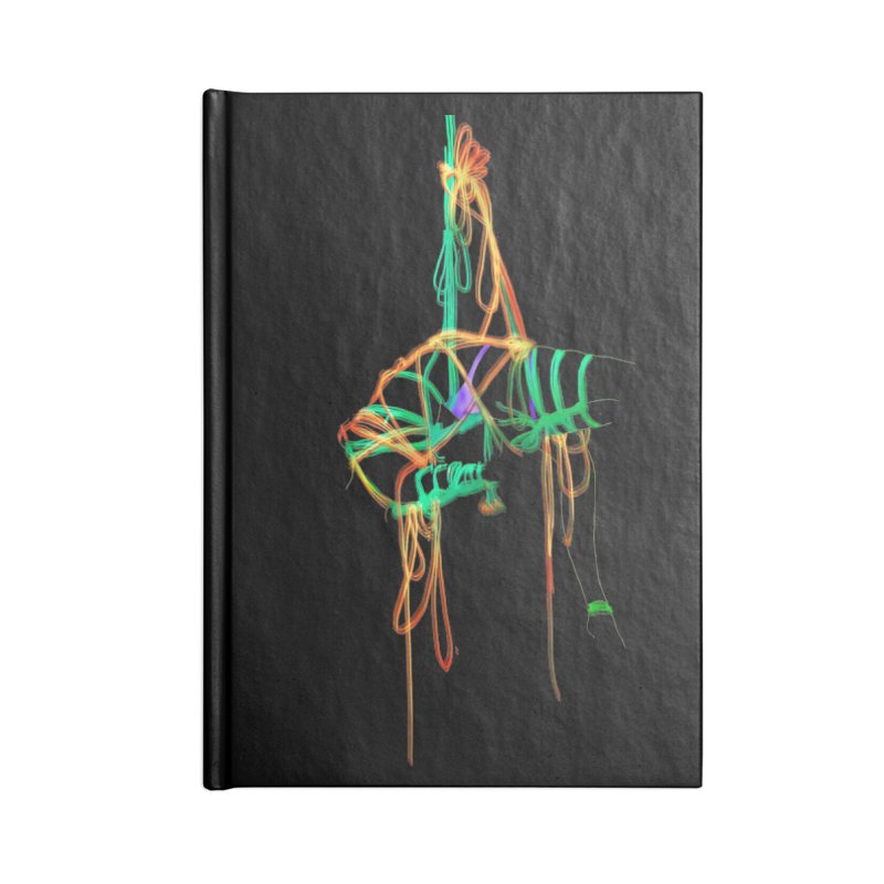 InTension Accessories Lined Journal Notebook by FredRx's Artist Shop