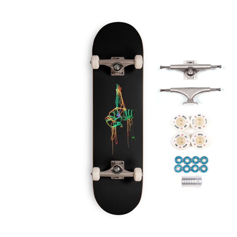 InTension Accessories Complete - Premium Skateboard by FredRx's Artist Shop