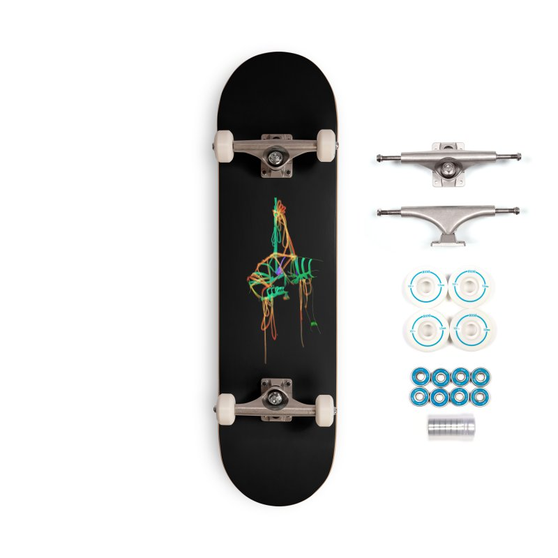 InTension Accessories Complete - Basic Skateboard by FredRx's Artist Shop