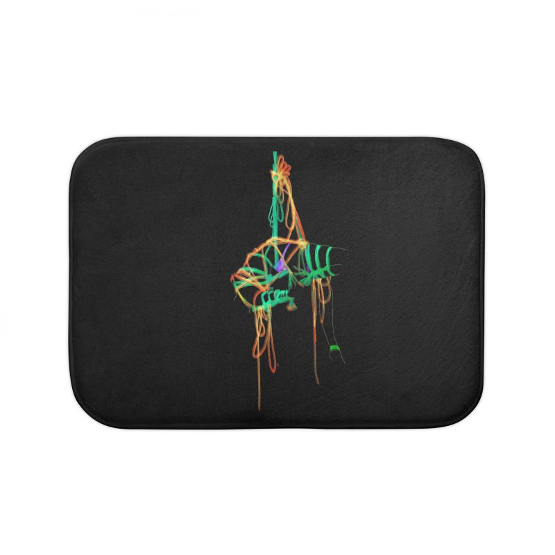 InTension Home Bath Mat by FredRx's Artist Shop