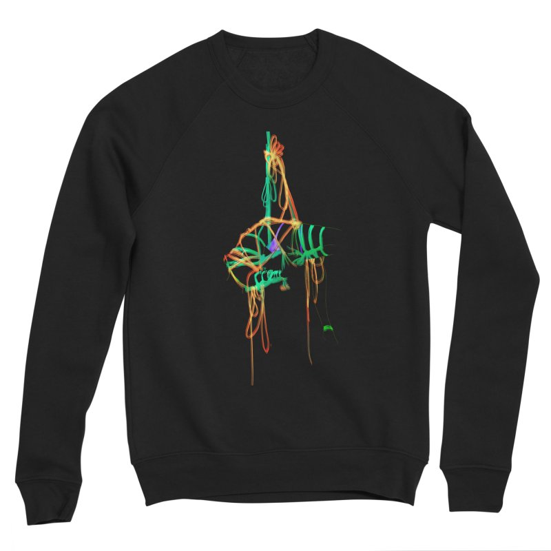 InTension Women's Sponge Fleece Sweatshirt by FredRx's Artist Shop
