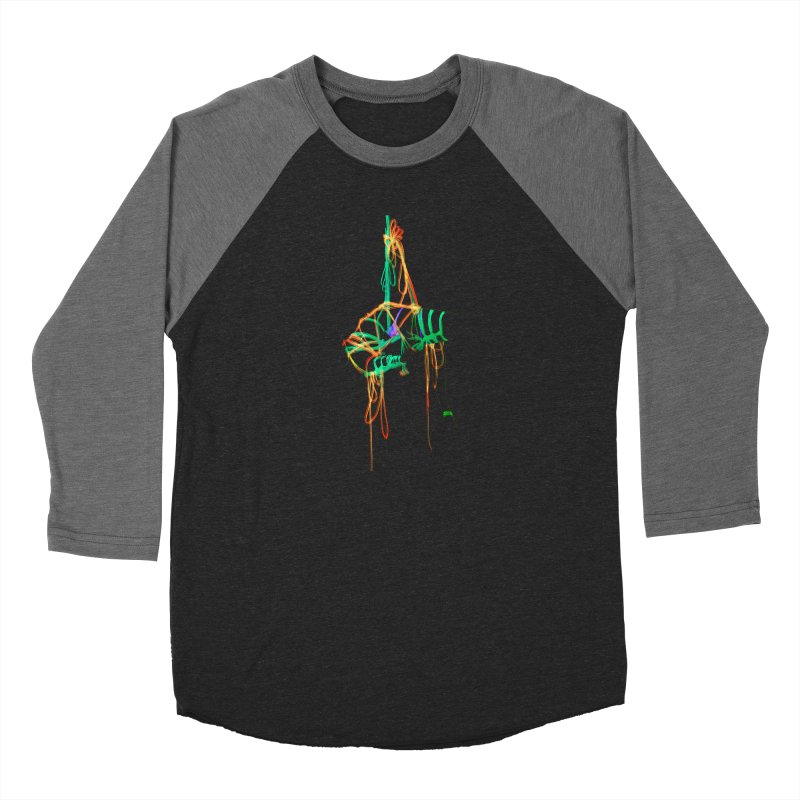 InTension Women's Baseball Triblend Longsleeve T-Shirt by FredRx's Artist Shop