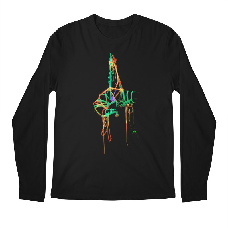 InTension Men's Regular Longsleeve T-Shirt by FredRx's Artist Shop