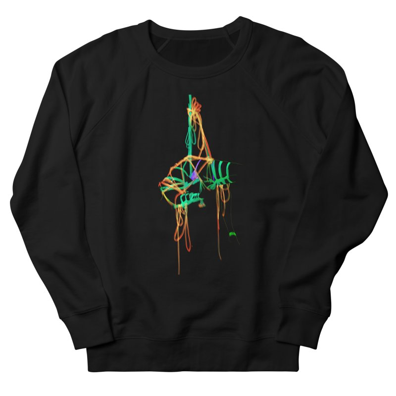 InTension Men's French Terry Sweatshirt by FredRx's Artist Shop