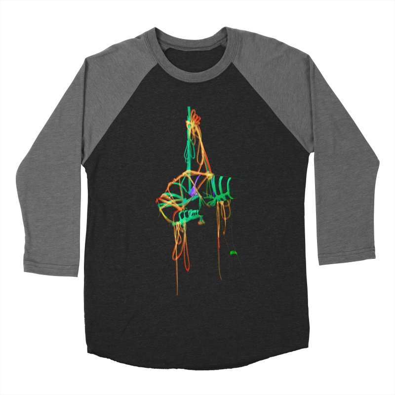 InTension Women's Baseball Triblend Longsleeve T-Shirt by FredRx's Artist Shop