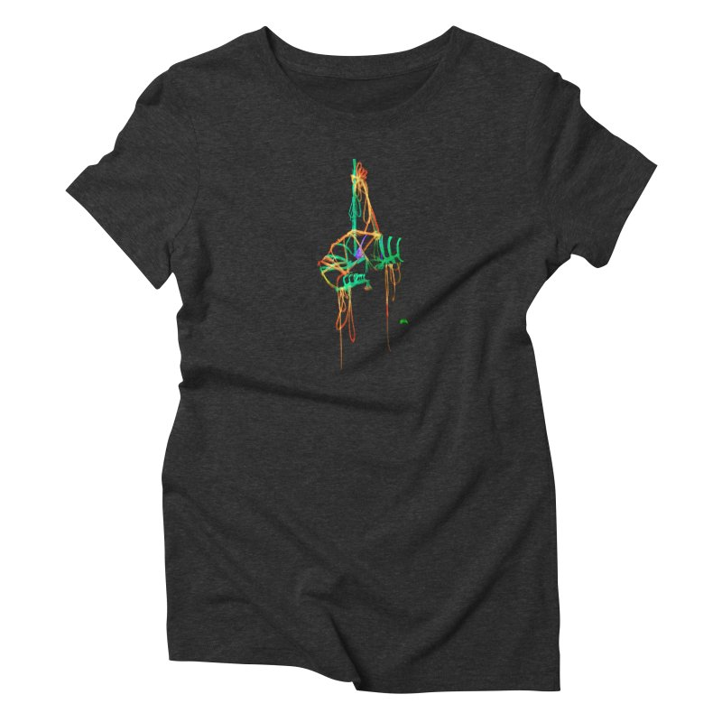 InTension Women's T-Shirt by FredRx's Artist Shop