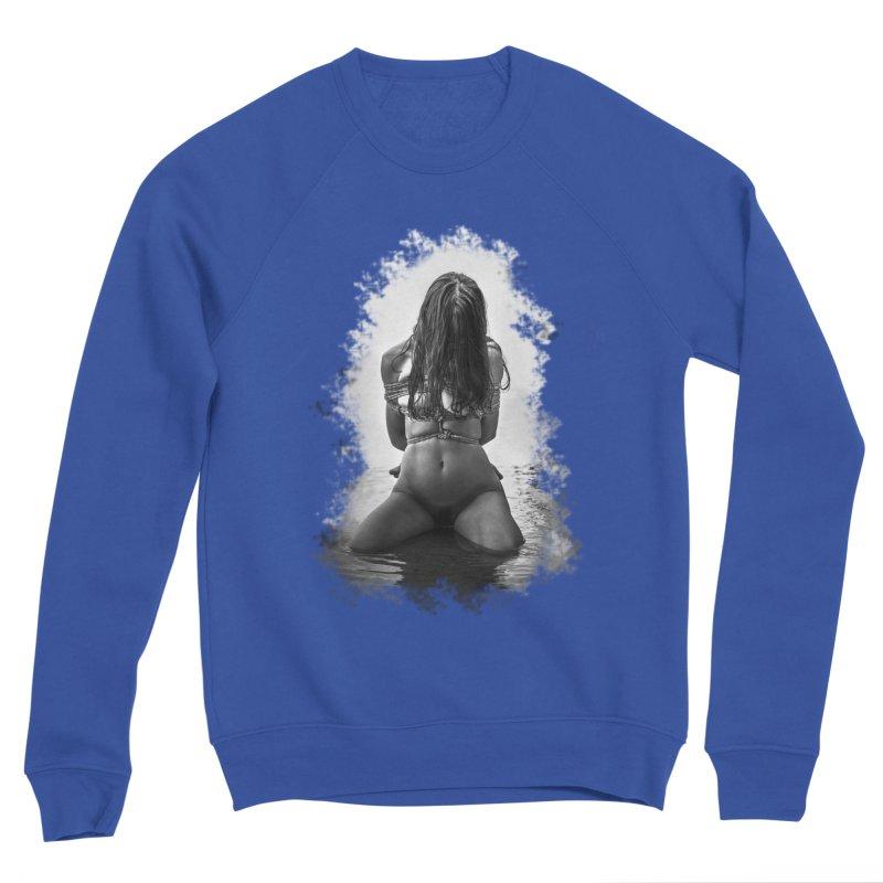 beach bondage Women's Sponge Fleece Sweatshirt by FredRx's Artist Shop