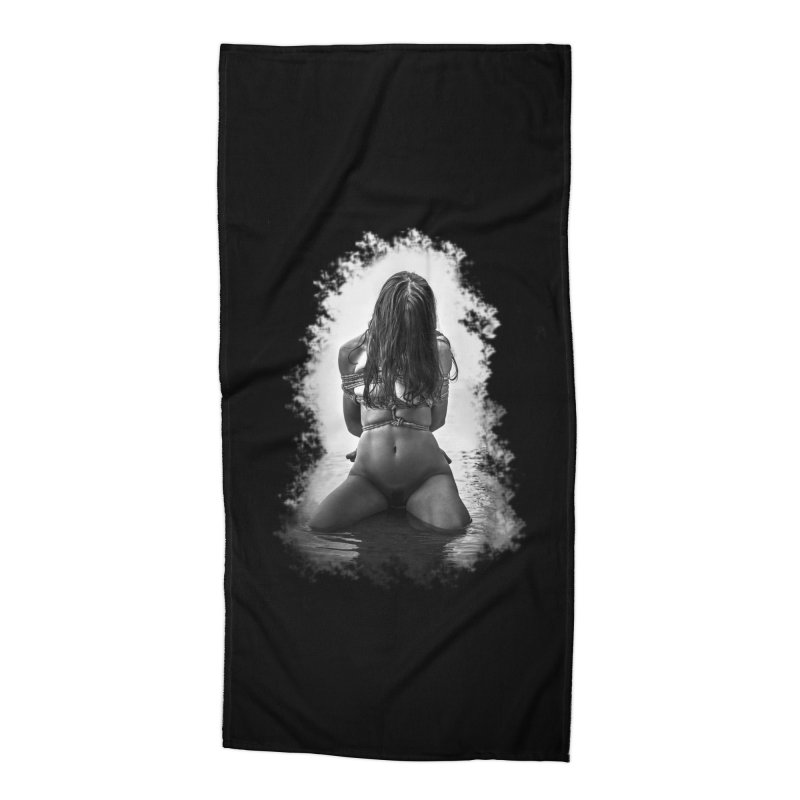 beach bondage Accessories Beach Towel by FredRx's Artist Shop